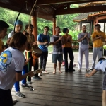 Capoeira Mandinga Hangzhou at West Lake