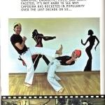 That's China (Zhejiang) on Capoeira Mandinga Hangzhou